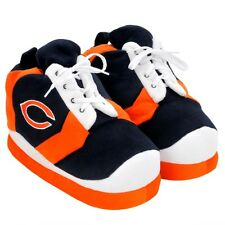Chicago Bears NFL Football 2012 Colorblock Sneaker Slippers - Choose Size