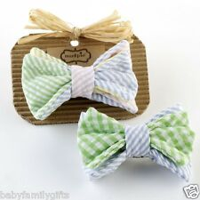 Mud Pie Baby Boy Sunday Best Cute Clip-on Bow Ties Separately or Together 176305