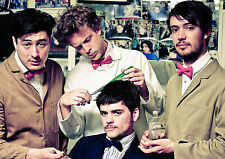 MUMFORD AND SONS Photo Poster Print Picture Art A2 A3 A4 (2)