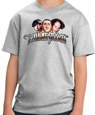New Three Stooges T Shirt Sizes Small - 6XL Larry Moe Curly