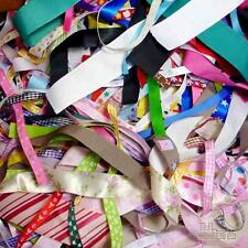 Assorted Design Satin&Grosgrain Ribbon Lot 20/100/200Yards Great Craft
