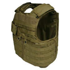 FLYYE RAV ARMY ASSAULT VEST MOLLE CIRAS STYLE AIRSOFT CORDURA NYLON COYOTE BROWN