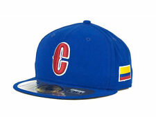 Official 2013 WBC Colombia World Baseball Classic Fitted Hat Cap New Era