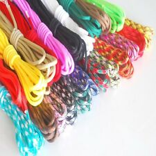 550 Paracord Kit for Parachute Cord DIY~ 24 colors rope/buckles choose