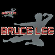 Bruce Lee Applique Tee Double Sided  Choose Style, Size, Color  Licensed  10384