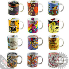 Funky Retro Mugs - Hanna Barbera - GREAT GIFTS - RETRO TELEVISON CHARACTERS