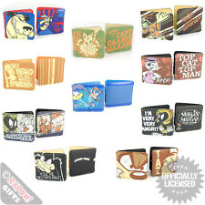 RETRO WALLETS – FOR HIM HER. FUNKY COOL GIFT IDEA - LOONEY TUNES-  HANNA BARBERA