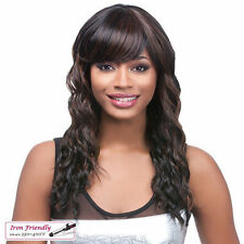 Q-RITA BY IT'S A WIG! SYNTHETIC IRON FRIENDLY LONG WAVY WIG