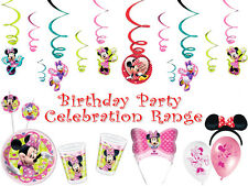 Minnie Mouse Clubhouse Birthday Party Supplies Theme All Items Available Gift
