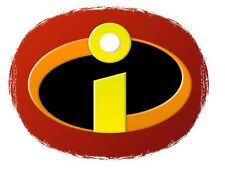 The Incredibles #3 T shirt Iron on Transfer 8x10 or 5x7 light fabric