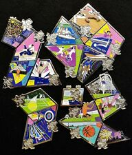 London 2012 Olympic Pin of the Day Pin badges