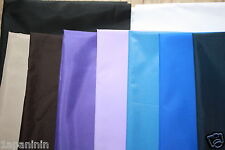 WATERPROOF fabric PU nylon 4oz material 1m by 1.45m for BBq, seat covers, repair
