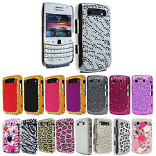Party Theme Diamonds Hard Case Cover FOR BlackBerry Bold 9700/9780+Screen Film