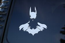 "Batman Vinyl Sticker Decal (V65) Dark Knight 6"" x 5.5"" Car Window Boat Laptop"