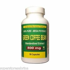 Pure Green Coffee Bean Extract Weight Loss Dieting Pills Pill 800MG -YouLookSlim