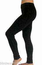 Acid Mineral Washed Stretch Full Length Cotton-Spandex Skinny Legging
