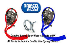 Honda CRF 450 R Samco Silicone Carb Vent & Vacuum Hose Pack & Clips 3mm ID CR F