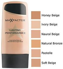 Max Factor Lasting Performance Foundation 35ml (6 Shades to Choose)