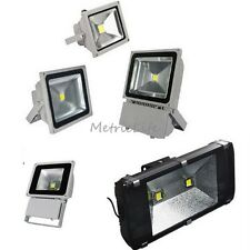 10W 20W 30W 50W 100W 200W LED Warm AC DC White RGB Spotlight Flood light Garden