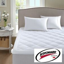 Sleep Philosophy Harmony 3M Scotchguard Treated Waterproof Mattress Pad