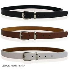 NEW SKINNY LEATHER BELTS WOMANS LADIES BELTS