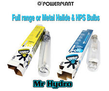 Powerplant Metal Halide & HPS Bulbs 400w, 600w & 1000w