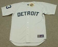 WILLIE HORTON Detroit Tigers 1960's Majestic Cooperstown Away Baseball Jersey