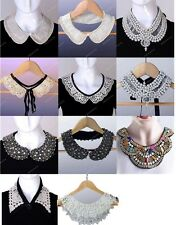 New 5 Style Ladies Chock Collar Black Line Cool Detachable Wrap Necklace Fashion