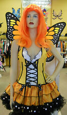Butterfly Queen Adult Womens Costume By Fun World