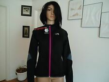 "THE NORTH FACE""LWH""SOFT SHELL FLASH BLACK JACKET A2ETJK3 NWT $125"