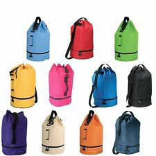 CENTRIX DUFFLE  BAG - 11 COLOURS  DUFFEL BACKPACK RUCKSACK SHOULDER BAG