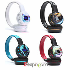 Zealot N65S Sports Wireless Headset Headphone MP3 WMA Player For PDA Phone PC