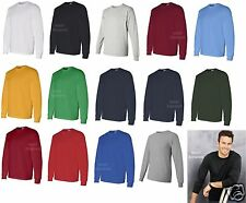 Gildan Heavy Cotton Long Sleeve T-Shirt 5400 S-3XL