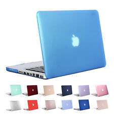 New Rubber Multi-Color Hard Case for Apple Macbook Pro 13 A1278  Pro 15 A1286