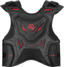 New armored icon black stryker motorcycle vest