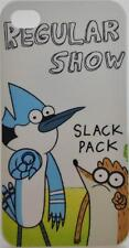 Regular Show Slack Pack Mordecai Rigby iPhone 4 4s 5 5s Case Cover - US SELLER