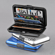 New Luxury 6 Slots Wallet Credit/ Bank/ Business/ ID/ Card Holder Case Protector