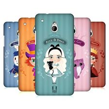 HEAD CASE DESIGNS ALICE IN WONDERLAND SNAP-ON BACK CASE COVER FOR HTC ONE MINI