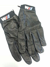 BMW M Leather Driving Gloves 1M M3 M5 M6 Z4M X5M X6M M Logo M Flag M Driving