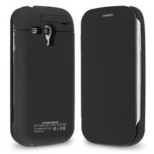 Samsung galaxy S3 Mini battery case external backup power bank rechargeable