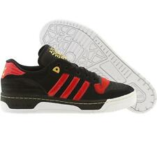 Adidas Men Rivalry Low (black / light scarlet / runninwhite) G99129
