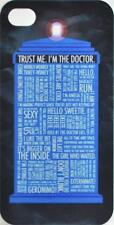 Doctor Who TARDIS Trust Me I'm The Doctor iPhone 4 4s 5 5s Case Cover