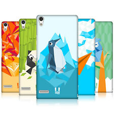 HEAD CASE DESIGNS ORIGAMI CASE COVER FOR HUAWEI ASCEND P6
