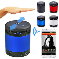 Gesture Ctrl Song Touch HiFi Stereo Bluetooth Speaker Handsfree MP3 Player TF