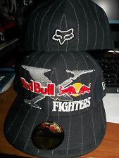 Fox Racing Red Bull X-Fighters Core New Era Fitted Navy Hat Cap Lid XFighters FX