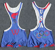 Mens Costume Wrestling Singlet Gym Outfit Weight Lifting Bodywear custom for Man