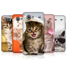HEAD CASE CATS PROTECTIVE BACK CASE COVER FOR SAMSUNG GALAXY S ADVANCE I9070