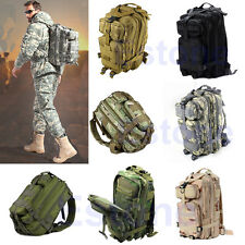 Outdoor Trekking Hiking Sport Camping Bag Military Tactical Rucksacks Backpack