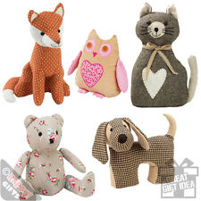 Animal Doorstops Shabby Chic Traditional Design Vintage Look Country