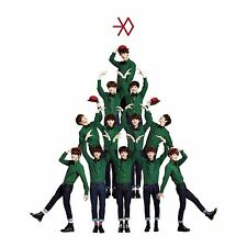 EXO EXO-K - Miracles In December (Korean) [CD +Booklet + Poster + Gift]
